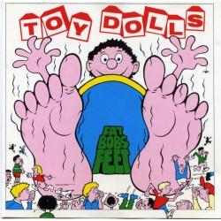 TOY DOLLS - Fat Bob's Feet - CD