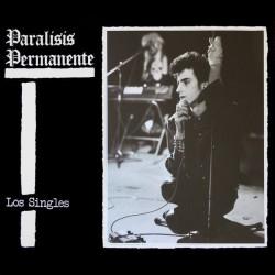 PARALISIS PERMANENTE - Los Singles - CD