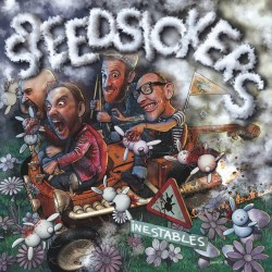 SPEED SICKERS - Inestables - CD