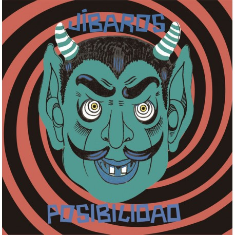 """JIBAROS - Parranda / Posibilidad - 7"""""""