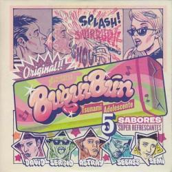 BUGUIBUN - Tsunami Adolescente - LP+CD