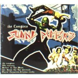 SUNNY DOMESTOZS - The Complete Sunny Domestozs - CD