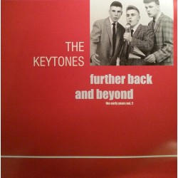 THE KEYTONES - Further Back And Beyond - The Early Years Vol. 2 - CD