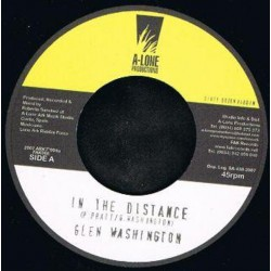GLEN WASHINGTON / LONE ARK - In The Distance / A-Lone Riders - 7""