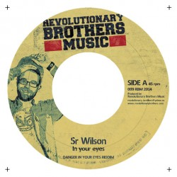 SR. WILSON / NICO ROYALE - In Your Eyes / Sing From My Heart - 7""