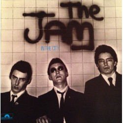 THE JAM - In The City - CD