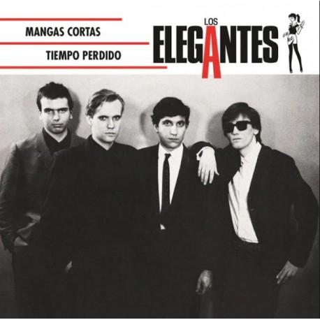 """LOS ELEGANTES - Mangas Cortas / Tiempo Perdido - 7 """""""