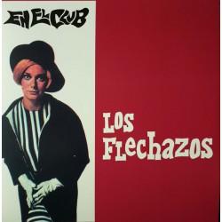 LOS FLECHAZOS - En El Club - LP+CD