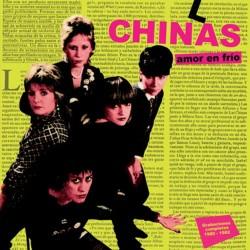 LAS CHINAS - Amor En frio - LP