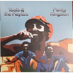 TOOTS AND THE MAYTALS - Funky Kingston - LP