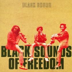 BLACK UHURU - Black Sounds Of Freedom - LP