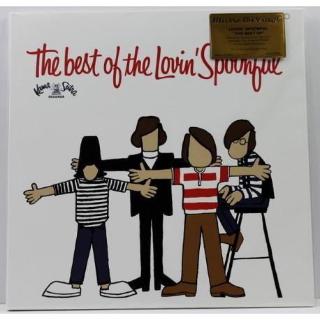 LOVIN' SPOONFUL - Best of - LP