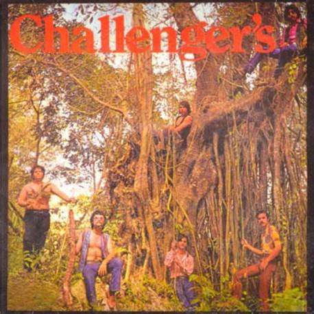 CHALLENGER'S - ST - CD