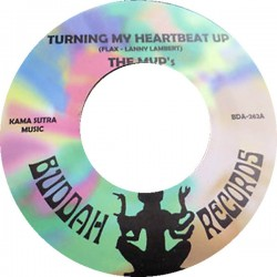 """THE M.V.P.'S / THE CHARISMA BAND - Turning My Heartbeat Up / Nothing Like Your Love - 7"""""""