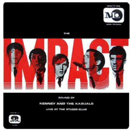 KENNEY AND THE KASUALS - Impact ! - LP