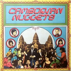 V/A - Cambojan Nuggets - LP