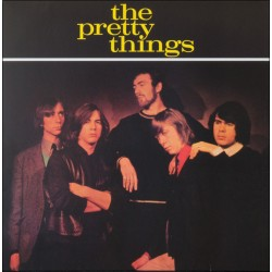 THE PRETTY THINGS - ST - LP