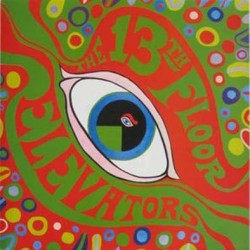THE 13TH FLOOR ELEVATOR - The Psychedelic Sound Of The 13th Floor Elevator - LP