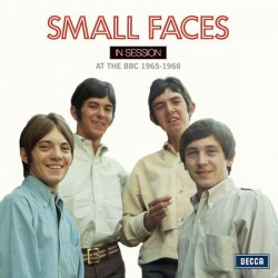 SMALL FACES - In Session : At The BBC 1965-1966 - LP