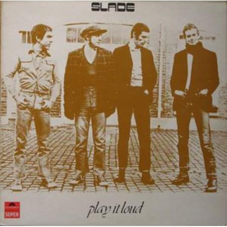 SLADE - Play it Loud - LP