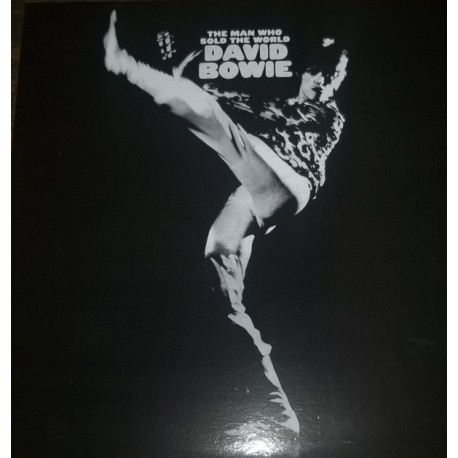 DAVID BOWIE - The Man Who Sold The World - LP