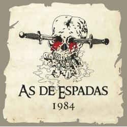AS DE ESPADAS - 1984 - LP