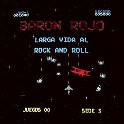 BARON ROJO - Larga Vida Al Rock And Roll - LP