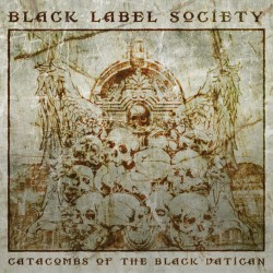 BLACK LABEL SOCIETY - Catacombs Of The Black Vatican - LP ( Naranja )
