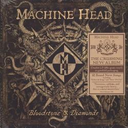 MACHINE HEAD - Bloodstone And Diamonds - 2xLP ( 180 GRM )