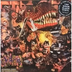 GWAR - America Must Be Destroyed - LP ( 180 GRM Limited Edition )
