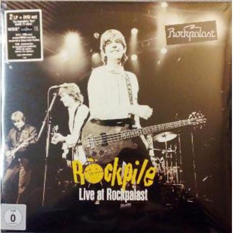 ROCKPILE - Live At Rockpalast - 2xLP+DVD