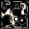 THE SHOES - Black Vinyl Shoes - LP