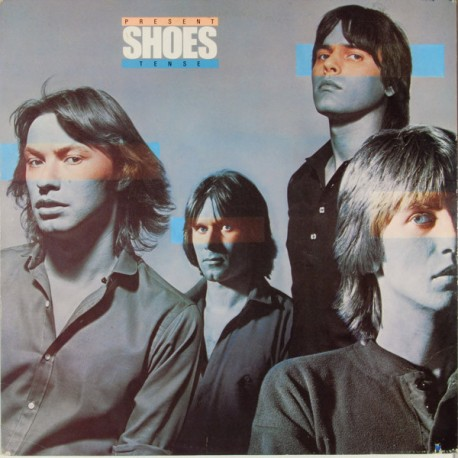 THE SHOES - Present Tense - LP
