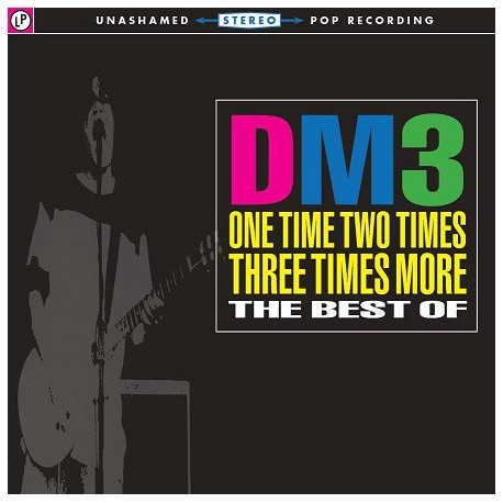 DM3 - One Time , Two Times , Three Times More - LP