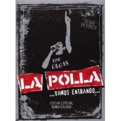 LA POLLA RECORDS -  ...Vamos Entrando... - CD+DVD