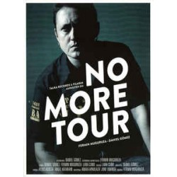 FERMIN MUGURUZA - No More Tour - DVD