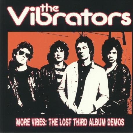 THE VIBRATORS - More Vibes : The Lost Third Album Demos - LP