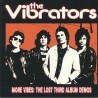 THE VIBRATORS - More Vibes: The Lost Third Album Demos - LP