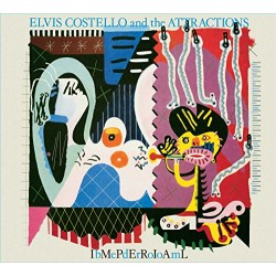 ELVIS COSTELLO & THE ATTRACTIONS - Imperial Bedroom - LP