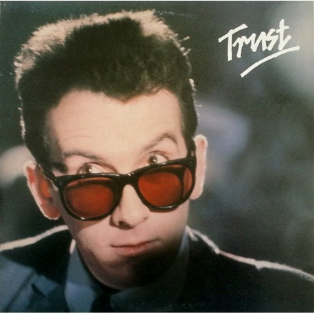 ELVIS COSTELLO & THE ATTRACTIONS - Trust - LP