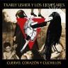 TXARLY USHER Y LOS EJEMPLARES - Cuervo , Corazòn y Cuchillo - CD