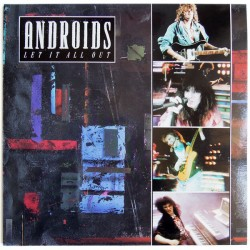 ANDROIDS - Let It All Out - LP