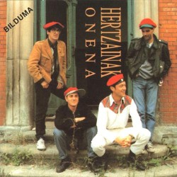 HERTZAINAK - Onena - CD