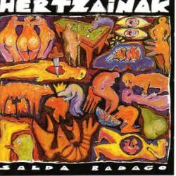 HERTZAINAK - Salda Badago - CD