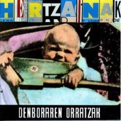 HERTZAINAK - Denboraren Orratzak - CD