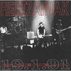 HERTZAINAK - Zuzenean 91.01.19 - CD