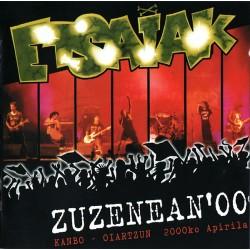 ETSAIAK - Gerra Zikina - CD