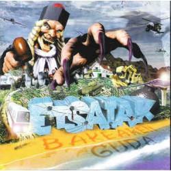 ETSAIAK - Bakearen Guda - CD
