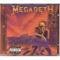 MEGADETH - Peace Sells .... But Who's Buying ? - CD
