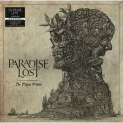 PARADISE LOST - The Plague Within - 2LP (180 Gram)